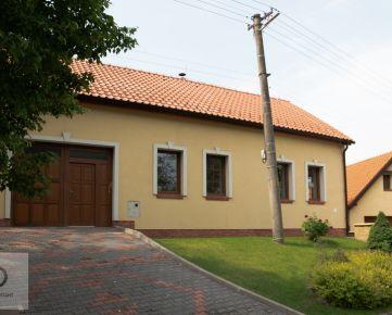 NEO – novostavba 5izbového nadštandardného vidieckeho domu Borová
