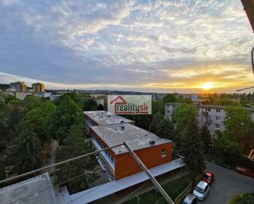 Dám do prenájmu 1-izbový zrekonštruovaný byt Nitra