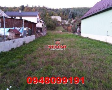 Pozemok v obci Turová
