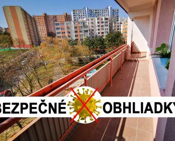 UVÁDZACIA VÝHODNÁ CENA!!!: BAIV, Karlova Ves, Adámiho, 4 izbový,  88,2m,  loggia, kompletná rekonštrukcia,