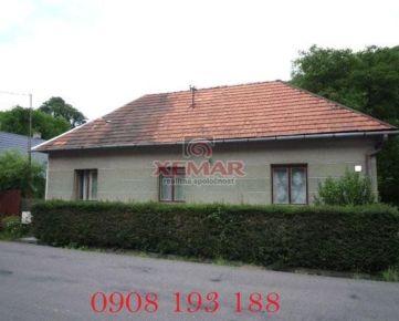 Na predaj rodinný dom v obci Ostrý Grúň okres Žarnovica