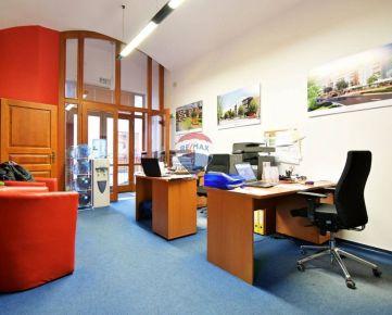 Exkluzívne kancelárske priestory v centre Košíc, 100 m2, ul. Kováčska