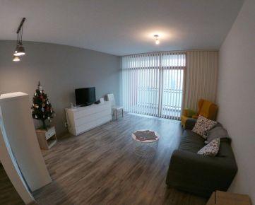 Prenájom 2 izbový byt, Žilina - Vlčince, Europalace. Cena: 600€/mes.