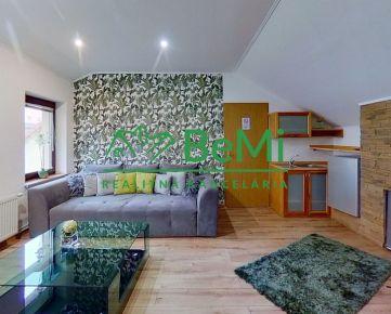 BeMi reality Vám ponúka na prenájom 1,5-izbový byt. 054-211-RAS