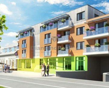 Na predaj komerčný priestor v komplexe Rezidencie – pri Košickom Mestskom Parku, Košice-Staré mesto,