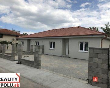 Rodinný dom Šamorín na predaj, kvalitná stavba v stave štandard