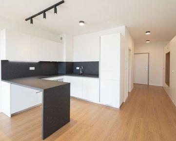 Slnečný zariadený 1-izbový byt v NUPPU na prenájom