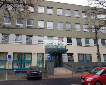 Predáme nebytové priestory na Teslovej ulici