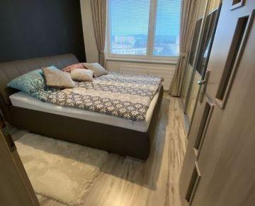 Krásny veľký 3,5 izb. byt, ul. Dumbierska, Chrenová, balkon