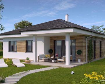 Ponuka rodinných domov na exkluzívnom mieste (výber z 8 rodinných domov)