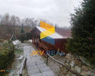 JKV REAL | Ponúkame na predaj chatu v oblasti Sučany - Biele Brehy