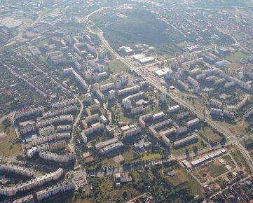 Dopyt na kúpu 1 izb. bytu s balkónom, Nitra - Klokočina, Čermáň