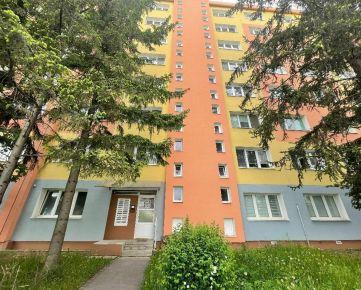 1 izbový byt Považská 30, Košice – Terasa
