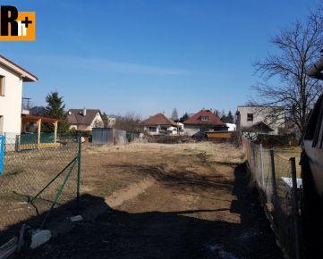 Žilina Bánová na predaj pozemok pre bývanie - exkluzívne v Rh+