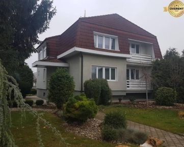 PREDAJ - 6+1 izbový rodinný dom Nitra - Lužianky