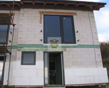 OLYMP - Novostavba dvojpodlažného 3-izb. RD v dvojdome na Vinohradoch