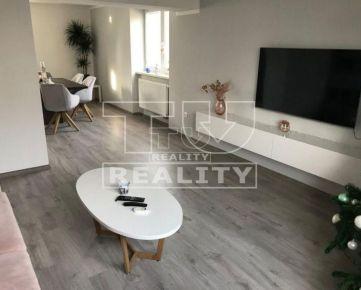 Krásny dvojizbový byt po kompletnej rekonštrukcií v centre mesta, BB, 60m2, CENA: 148 980,00 EUR