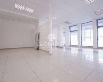 Obchodné priestory - 64 m2 v centre mesta