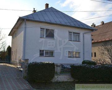 Rodinný dom s dobrou polohou - Stropkov
