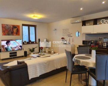 2- podlažný 3i apartmán s terasou a parkovaním na prenájom v Bratislave