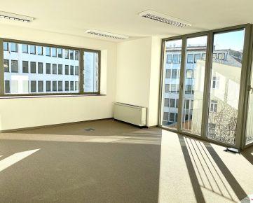 Prenájom kancelárskych priestorov v novostavbe, Konventná ulica, Bratislava-Staré Mesto