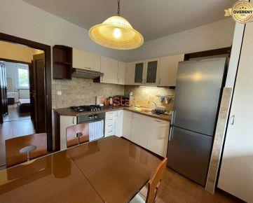 EXKLUZÍVNE Predaj 3-izbový byt na začiatku Petržalky.