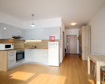 HERRYS - Na prenájom zariadený 1 izbový byt s lodžiou a parkovacím státím