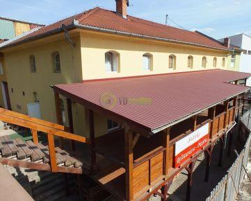 REZERVOVANÉ Predaj Trojpodlažná budova Nitra - Centrum