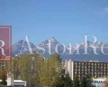 Hľadám pre klienta: 3i byt s balkónom/loggiou v Poprade ul. Tomášikova