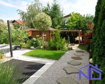 Predaj 3-izb. byt, podlahová plocha celkovo - 108 m2, POZEMOK 229 m2, NOVOSTAVBA