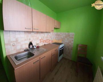 EXKLUZÍVNE Predaj 1-izbový byt, 36 m2, čiastočná rekonštrukcia, Levice