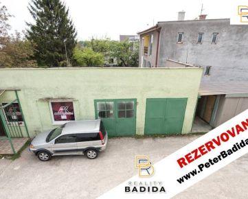 ***   REZERVOVANÉ  ***   Na prenájom skladové priestory (34,2m2) Čkalovova ulica Košice - Barca