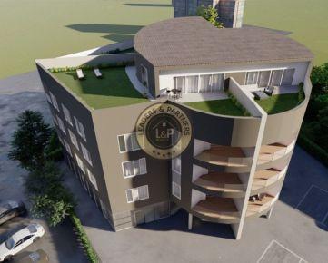 Exkluzívny 3 izbový Apartmán s výhľadom na Mesto - Centrum