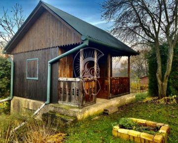REZERVOVANÉ_Záhradná chata s veľkým pozemkom v Prešove