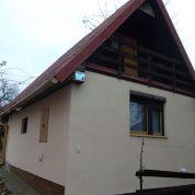 Záhradná chata 1281m2, pôvodný stav