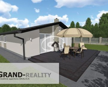 Na predaj ekologické a nízkoenergetické rodinné domy s pozemkom v meste Holíč