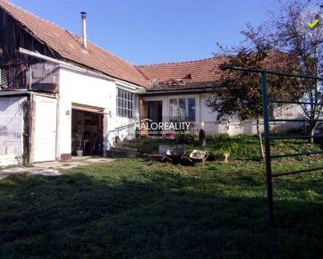 HALO REALITY - Predaj, rodinný dom Svrbice
