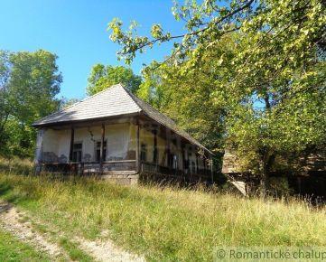 NOVÁ CENA !! Kamenný dom/chalupa v peknom prostredí lazov pri Tisovníku