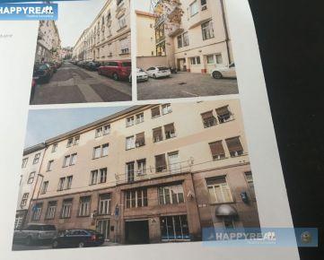 1-izbový byt – apartmán, 40,4m2 – Gunduličova ul., BA I. – kompl.rekonštrukcia – PREDAJ