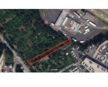 Na predaj pozemok - záhrada v Bratislave-Dúbravka