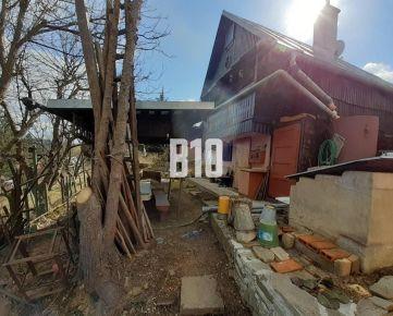 Murovaná chata Brezno-Bujakovo