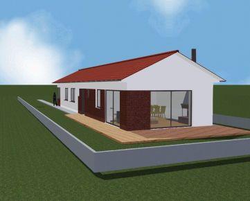 IMPEREAL - Novostavba rodinneho domu na klúč vr.exteriéru, záhrady, závlahy.