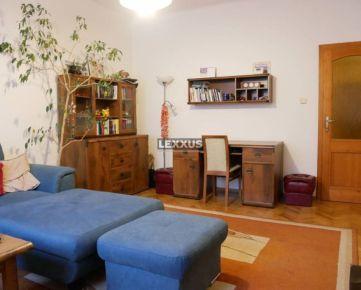 LEXXUS-PREDAJ, príjemný 2, 5i byt s balkónom, Moskovská, BA I.