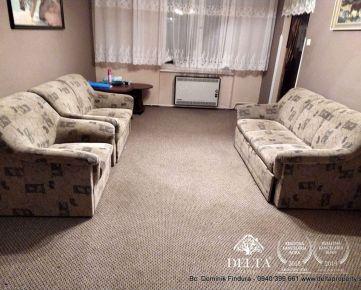 DELTA - Tehlový 4-izbový byt na predaj Kežmarok