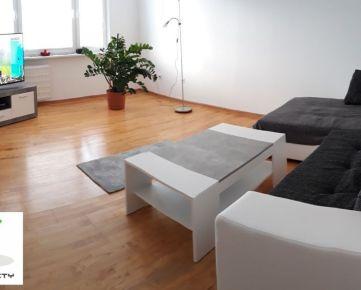 Prenájom pekný 3-izbový byt s balkónom Na Hlinách
