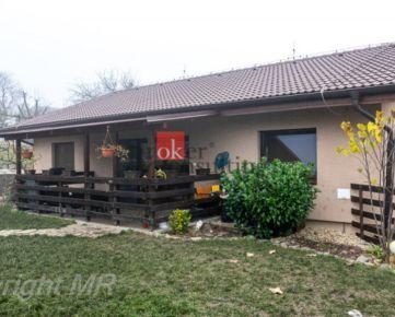 Bungalov Košice – Pereš na predaj, 108 m2, pozemok 7 árov, novostavba