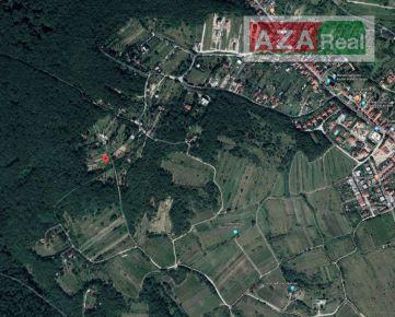 Rekreačný  pozemok v Juri Vám ponúkame na predaj-2125m2