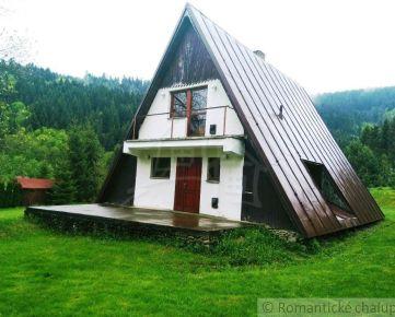 Priestranná chata, Nižné Ružbachy Miľava