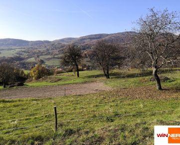 Exkluzívny pozemok na polosamote Hrabičov, 4250 m2