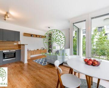 2 izbový byt s loggiou, novostavba Nová Terasa, ul. Fatranská